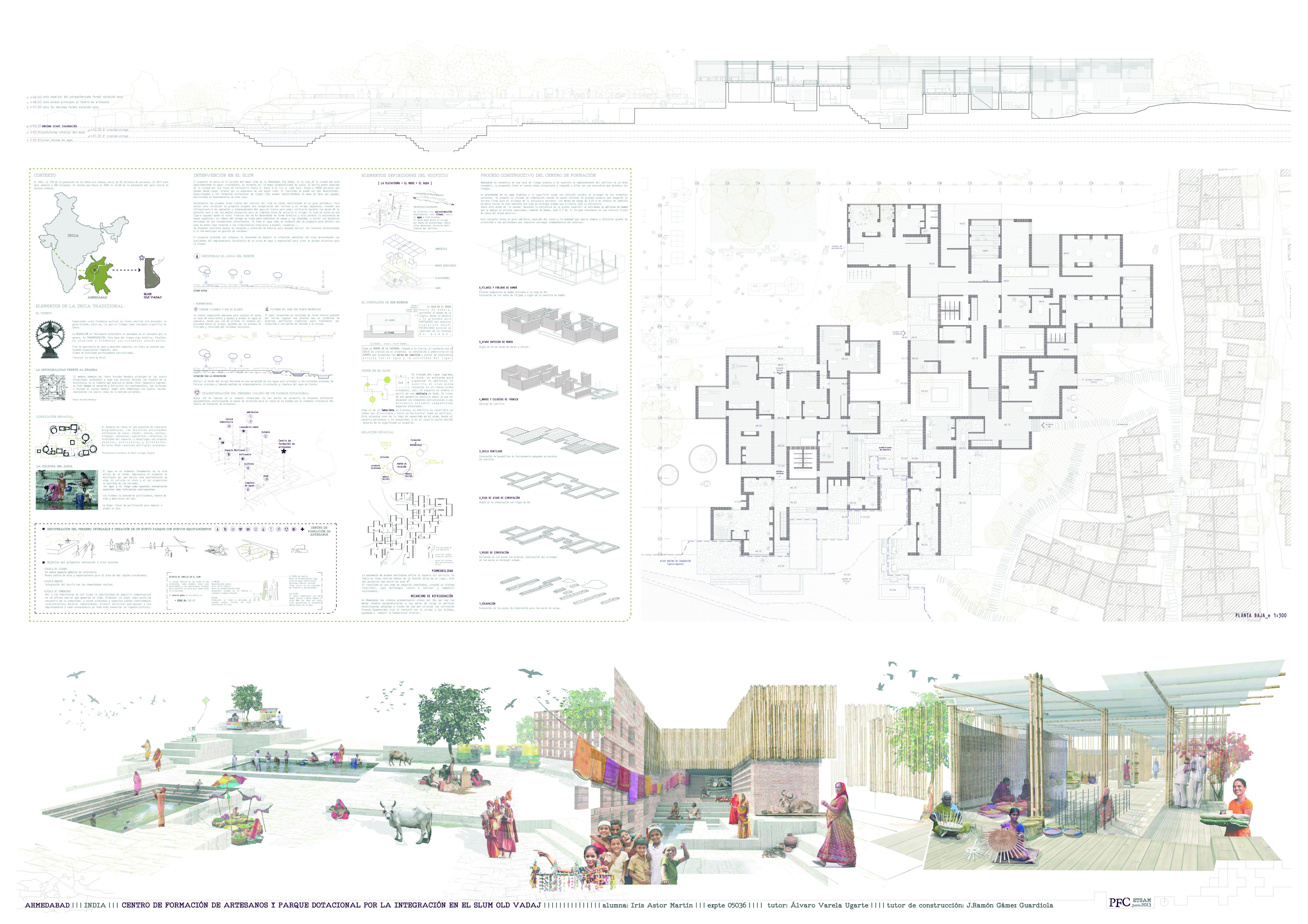 Iris Astor Martín /<br>Centro de Formación de Artesanos y Parque Dotaciones por la Integración