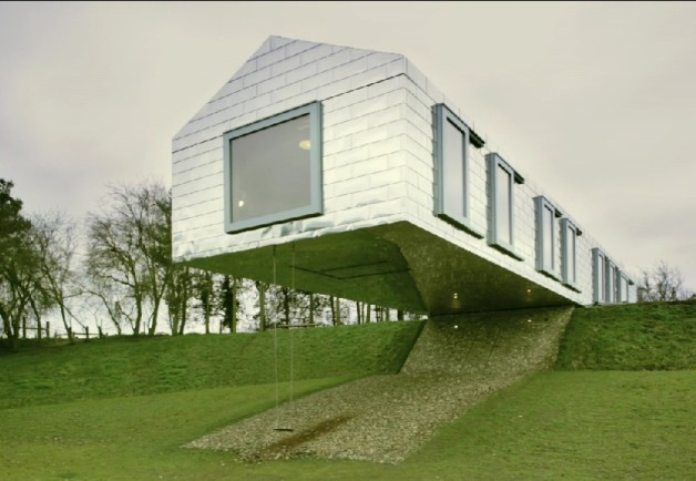 Balancing House