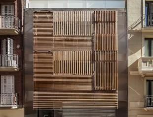 Barcelona Mateo Arquitectura