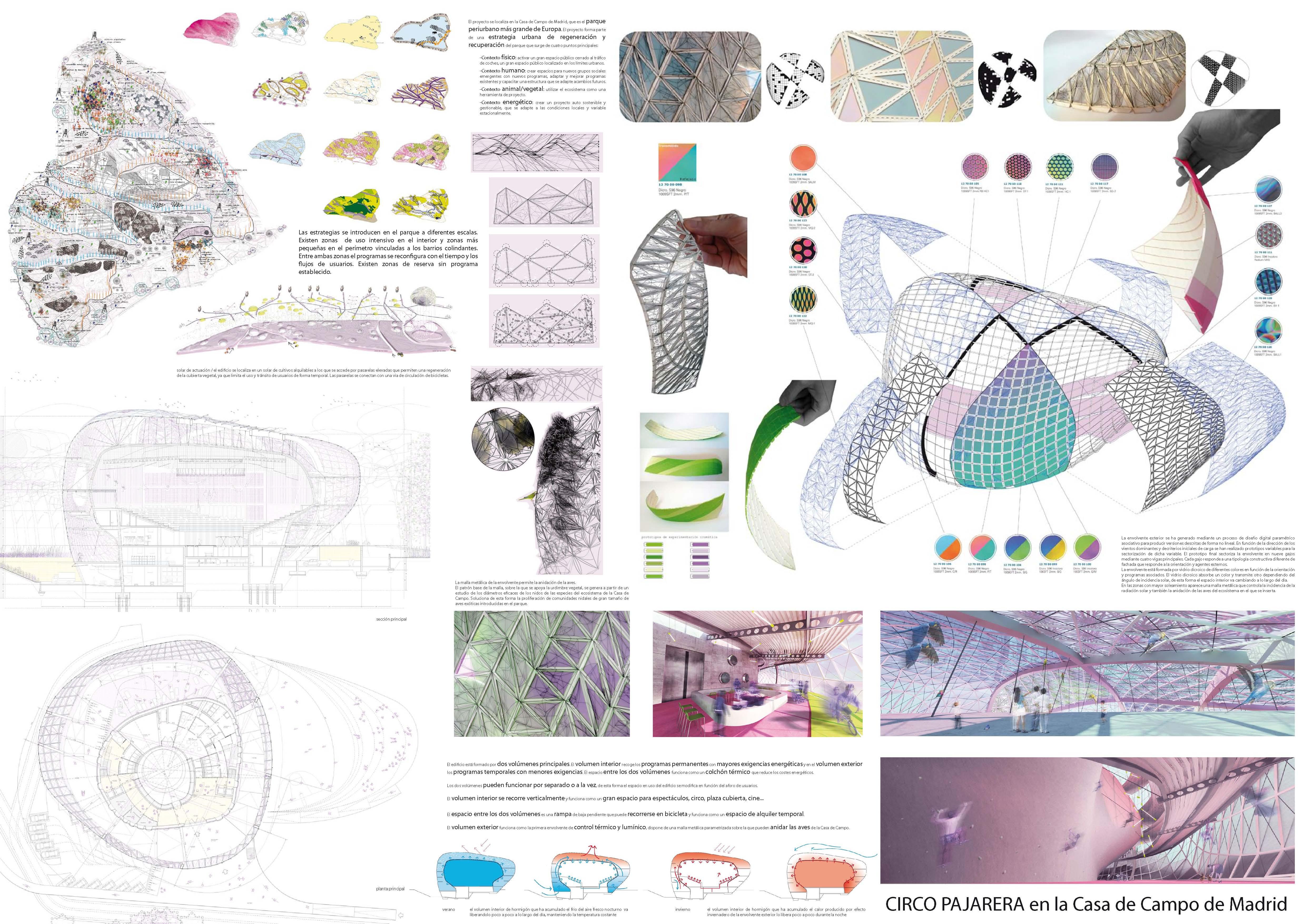 Premio proyecto fin de carrera 2012 tvarquitectura for Carrera de arquitectura