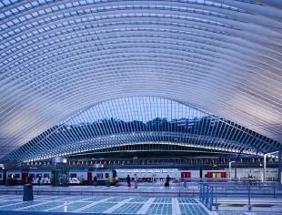 Estación de tren Liege