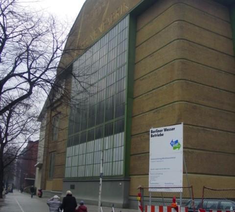FABRICA DE TURBINAS BEHRENS BERLIN