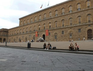 Filippo Brunelleschi _ Palacio Pitti _ Florencia2