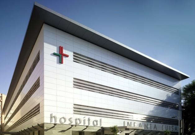 Hospital Infanta Luisa Sevilla 1