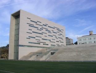 Lisboa_ Rectorado de la Universidade Nova-Aires Mateus