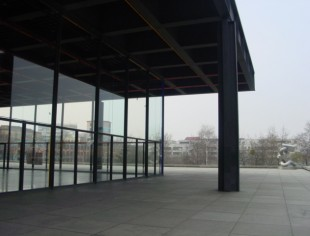 NATIONALGALERIE MIES BERLIN