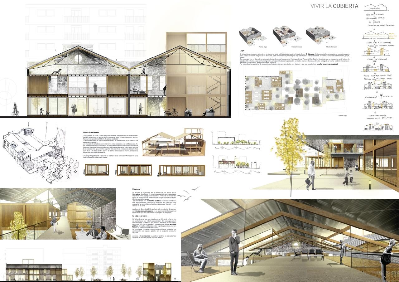 Premio proyecto fin de carrera 2014 tvarquitectura for Carrera de arquitectura