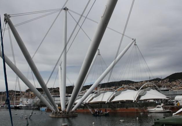 Renzo Piano _ El Bigo _ Genova