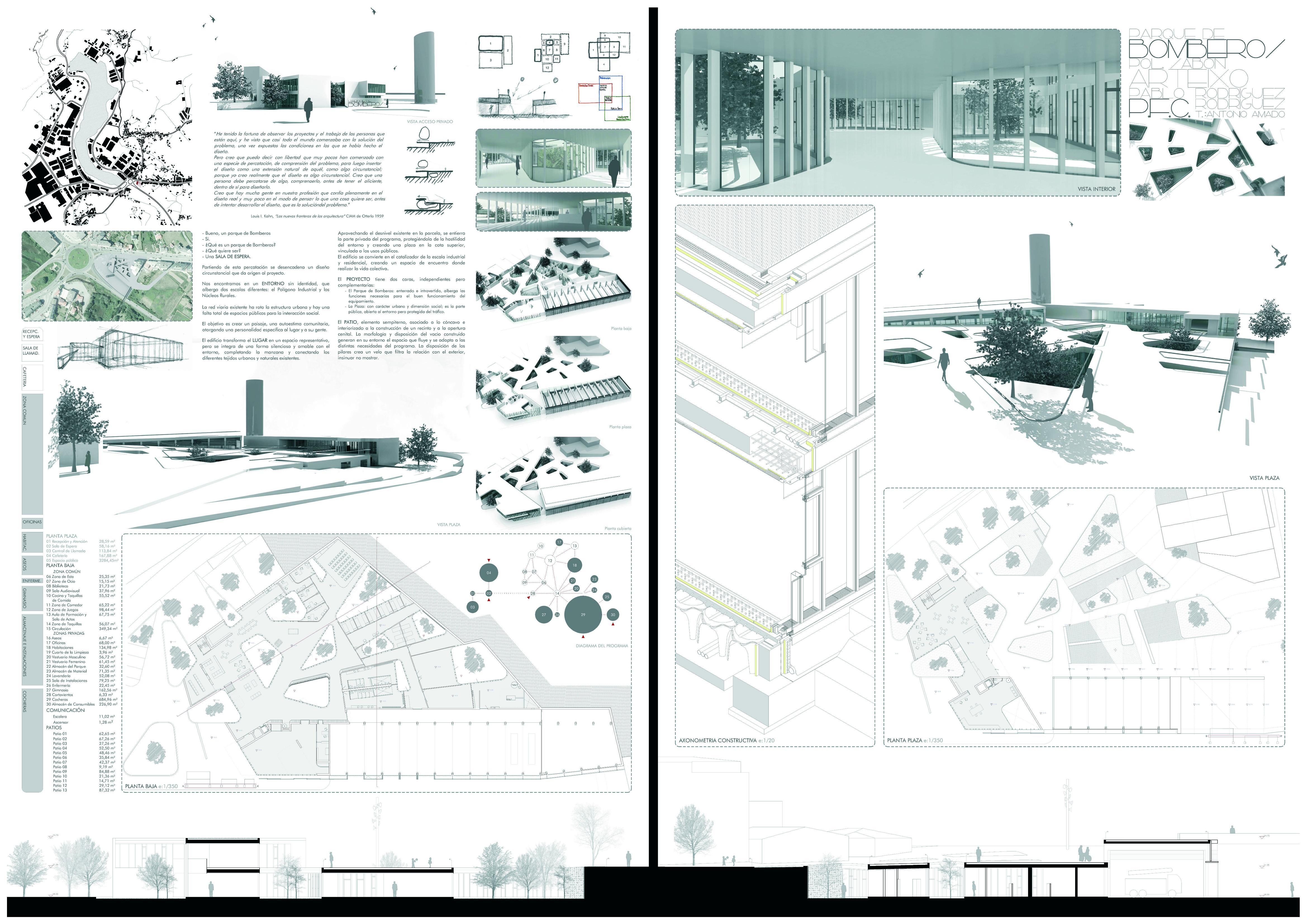 Prize thesis competition 2012 tvarquitectura for Carrera de arquitectura