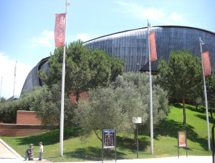 Roma_ Auditorio_Renzo Piano