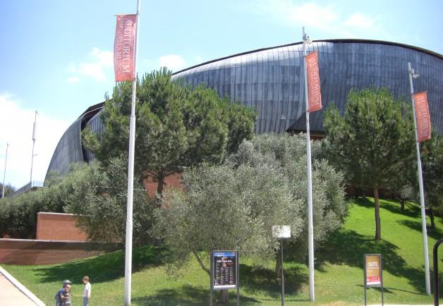Roma_ Auditorio_Renzo Piano