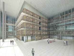 SNF Centro Cultural en Atenas. Renzo Piano4