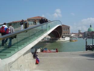 Santiago Calatrava _ Puente de la constitución _ Venecia
