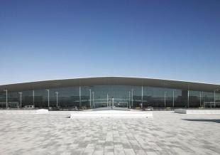 Terminal 1 Aeropuerto Bacelona
