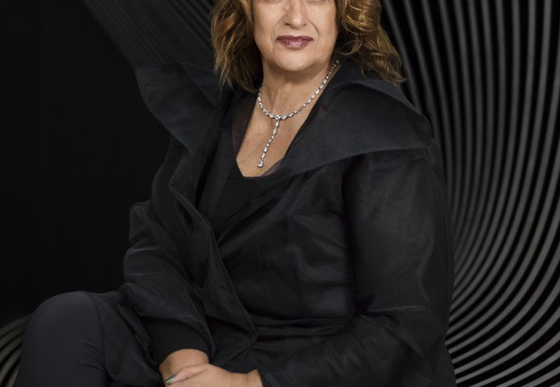 Zaha Hadid by Mary McCartney